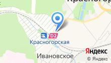 Метко на карте