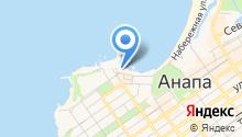 Кубань-СПАС, ГУ на карте