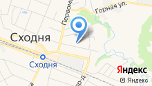 ДЕНИЗ-Девелопмент на карте