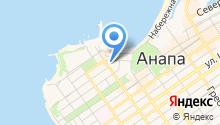 Интернет-кафе на ул. Пушкина на карте