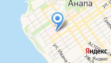 Городская больница на карте