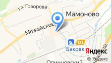 МВО-АВТОСТЕКЛО на карте