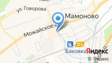 ГородЪ на карте