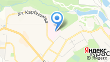 Красногорское районное судебно-медицинское отделение на карте