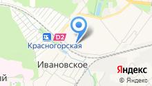 Грин Флора на карте