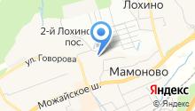 Коммунальные услуги на карте