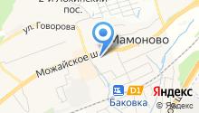 Авто-Лайф на карте