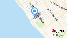 Анапа-Патио на карте