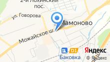 Агросоюз Любава на карте