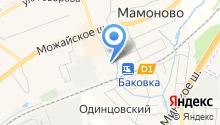Военный следственный отдел по Одинцовскому гарнизону на карте
