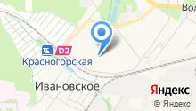 Олимп-РИО на карте