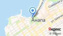 Элина на карте
