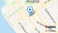 Арианна на карте