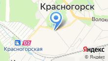 Бюро переводов на карте