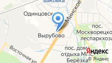 Одинцовская школа РО ДОСААФ России МО, ПОУ на карте