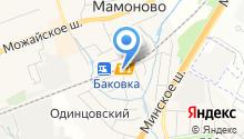 Самарканд на карте
