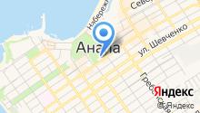 Приемная председателя совета депутатов муниципального образования на карте