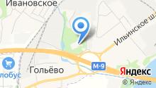 АВТОпробег на карте