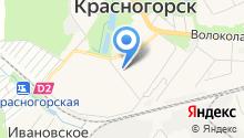 Зенит, ЖСК на карте