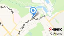 ВЕЛЛ Арбатская на карте