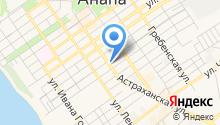 Арт-Анапа на карте