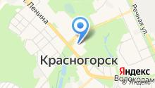 Мосремхолдинг на карте