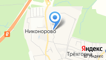 Олива на карте