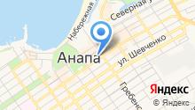 Городской театр на карте