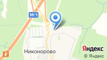 V-Project на карте