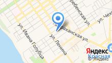 АнапаФрудТорг на карте