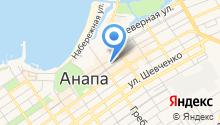 Аюми на карте