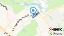 ЖилКомСтрой-Красногорск на карте