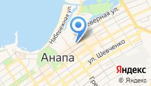 Армейский магазин на карте