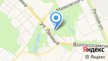Знаменское-Губайлово, МАУК на карте