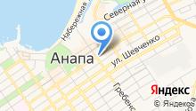 На Приморье на карте