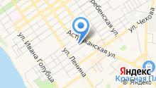 ДОД Станция юных техников на карте