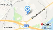 ИнТех на карте