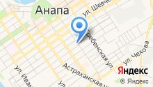 Адвокатский кабинет Семенова В.Н. на карте