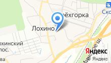 UP-квартал Сколковский на карте