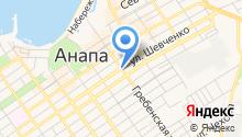 АнапаХит на карте