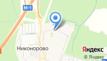 АВТО-ДИП на карте
