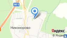 Немчиновский отдел полиции на карте