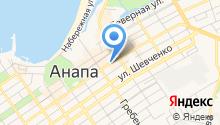 Диаман на карте