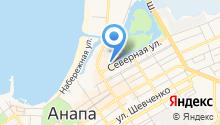 Ранчо на карте