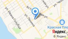 ВСК, ОСАО на карте