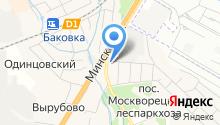 Гламур Мур-Мур на карте