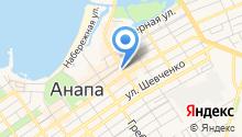 Work of mobile на карте