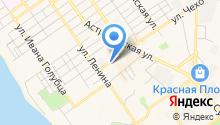 Max-видео на карте