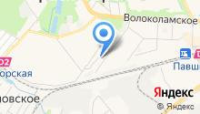 ЛОГУС на карте