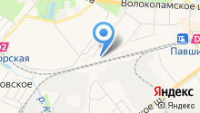 Шиномонтажный пост на карте